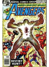 Комикс 1978-10 The Avengers 176