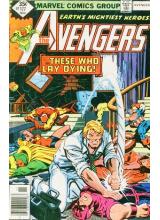 Комикс 1978-11 The Avengers 177