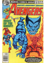 Комикс 1978-12 The Avengers 178