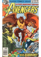Комикс 1979-01 The Avengers 179