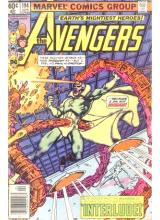 Комикс 1980-04 The Avengers 194
