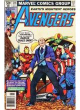 Комикс 1980-11 The Avengers 201