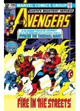 Комикс 1981-04 The Avengers 206