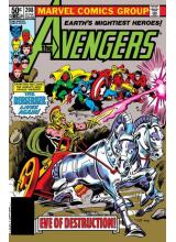 Комикс 1981-06 The Avengers 208