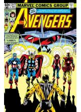 Комикс 1982-03 The Avengers 217