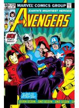 Комикс 1982-05 The Avengers 218