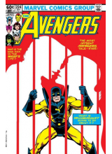 Комикс 1982-10 The Avengers 224