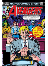 Комикс 1983-02 The Avengers 228