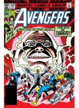 Комикс 1983-03 The Avengers 229