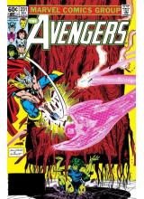 Комикс 1983-05 The Avengers 231
