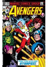 Комикс 1983-06 The Avengers 232