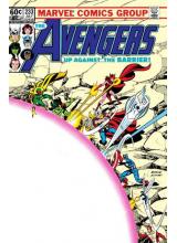 Комикс 1983-07 The Avengers 233