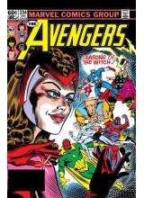 Комикс 1983-08 The Avengers 234