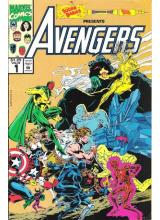 Комикс 1983-09 The Avengers 1 Special Edition