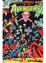 Комикс 1983-10 The Avengers 2 Special Edition