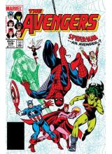 Комикс 1983-10 The Avengers 236
