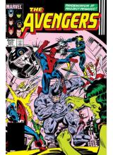 Комикс 1983-11 The Avengers 237