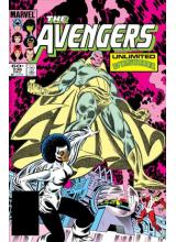Комикс 1983-12 The Avengers 238