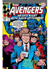 Комикс 1984-01 The Avengers 239