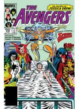 Комикс 1984-02 The Avengers 240