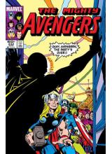Комикс 1984-04 The Avengers 242