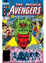 Комикс 1984-05 The Avengers 243