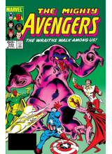 Комикс 1984-06 The Avengers 244