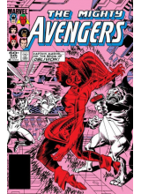 Комикс 1984-07 The Avengers 245