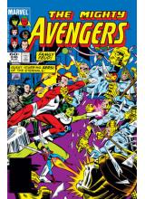 Комикс 1984-08 The Avengers 246