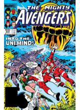 Комикс 1984-09 The Avengers 247
