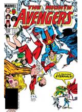 Комикс 1984-10 The Avengers 248