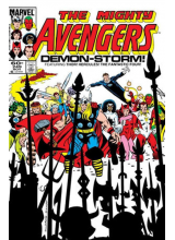 Комикс 1984-11 The Avengers 249