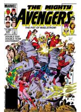 Комикс 1984-12 The Avengers 250