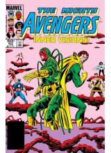 Комикс 1985-01 The Avengers 251