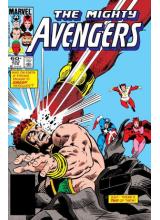 Комикс 1985-02 The Avengers 252