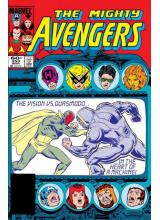 Комикс 1985-03 The Avengers 253