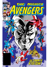 Комикс 1985-04 The Avengers 254
