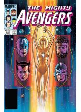Комикс 1985-05 The Avengers 255