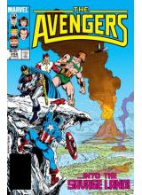 Комикс 1985-06 The Avengers 256