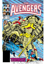 Комикс 1985-07 The Avengers 257