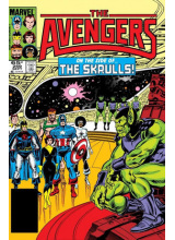 Комикс 1985-09 The Avengers 259