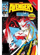 Комикс 1985-10 The Avengers 260