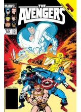 Комикс 1985-11 The Avengers 261
