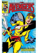 Комикс 1986-02 The Avengers 264