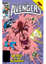 Комикс 1986-03 The Avengers 265