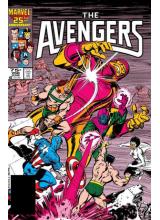 Комикс 1986-06 The Avengers 268