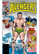 Комикс 1986-08 The Avengers 270