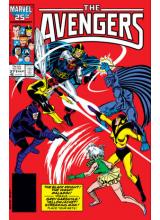 Комикс 1986-09 The Avengers 271