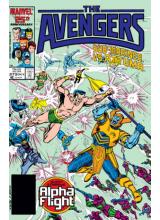 Комикс 1986-10 The Avengers 272