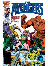 Комикс 1986-12 The Avengers 274